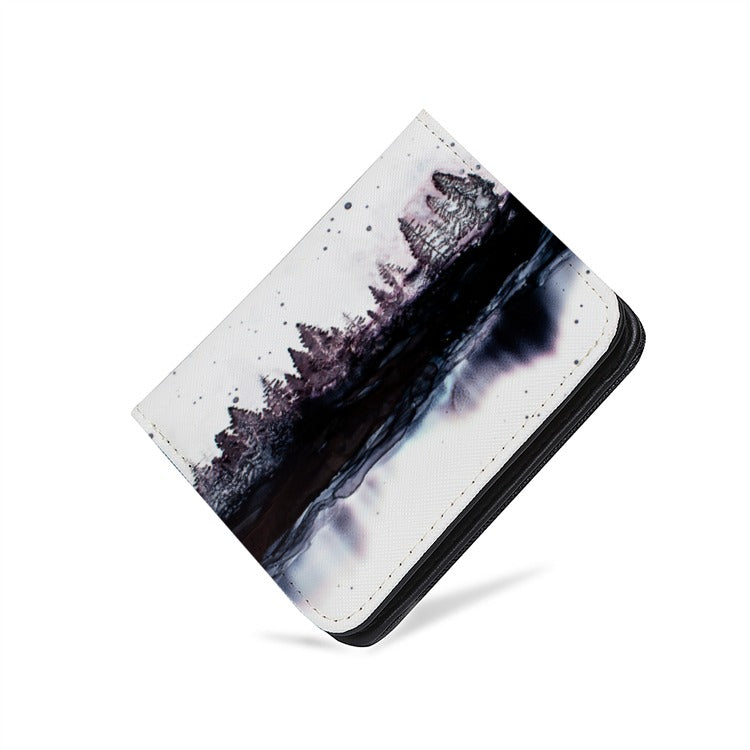 Dark Shadows Bifold Wallet