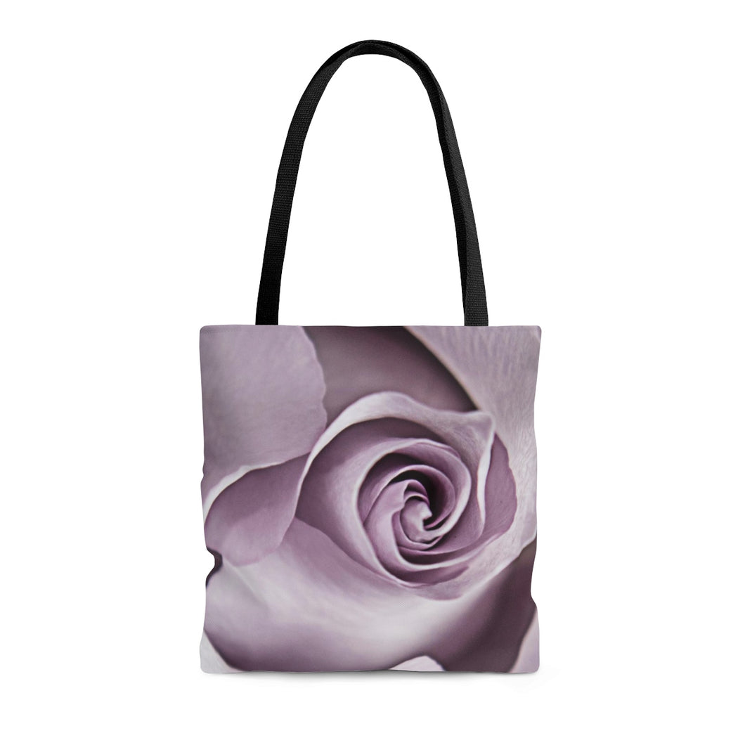 Lavender Rose Tote Bag