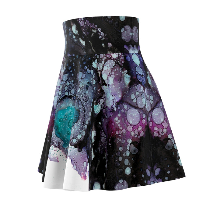 Cosmic Candy Women's Skater Skirt