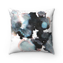 Galactic Clouds Square Pillow