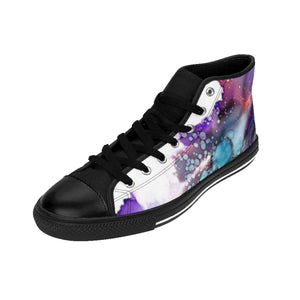 Diving Deeper Women's High-top Sneakers