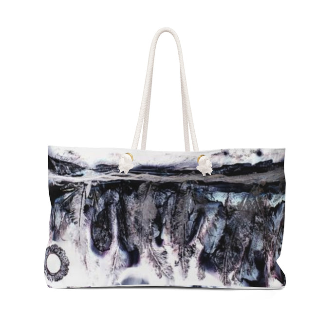 Drifting Feathers Weekender Bag