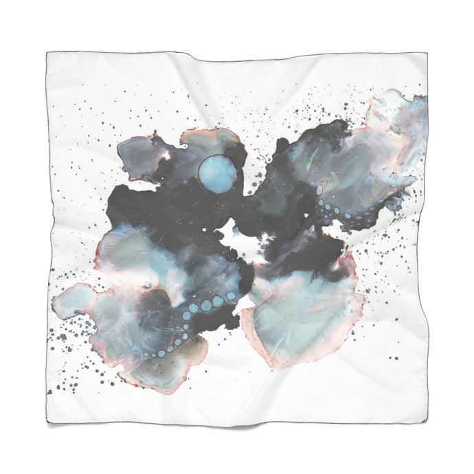 Galactic Clouds Poly Scarf