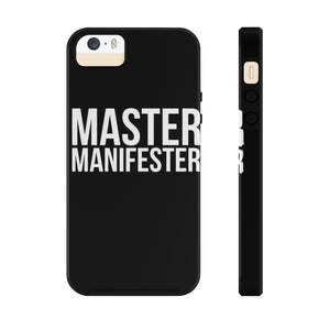 Master Manifester Case Mate Tough Phone Cases