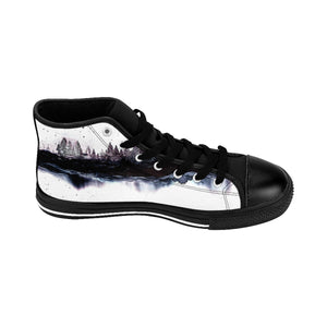 Dark Shadows Women's High-top Sneakers