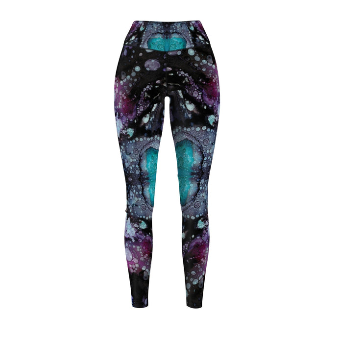 Cosmic Candy Women's Cut & Sew Sport Leggings
