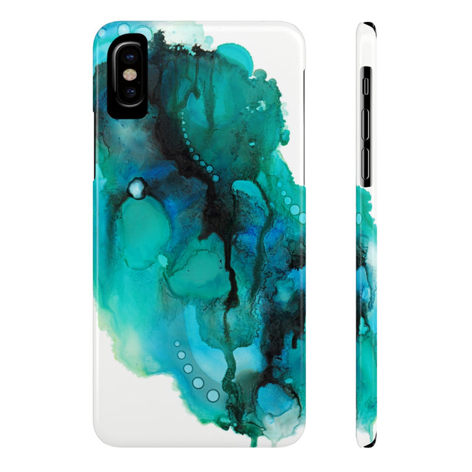 Sea Me Case Mate Slim Phone Cases