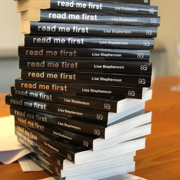 The official launch of Read Me First