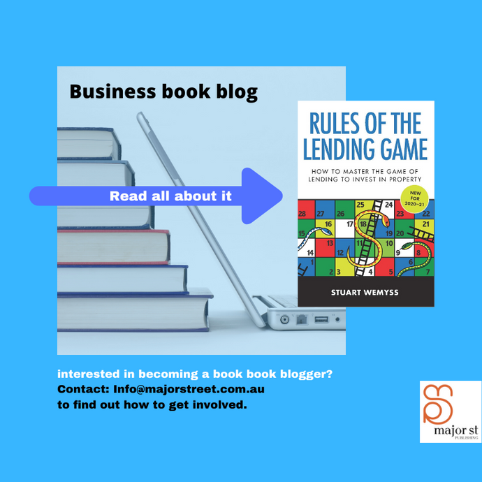 Business book blog | Rules of the Lending Game