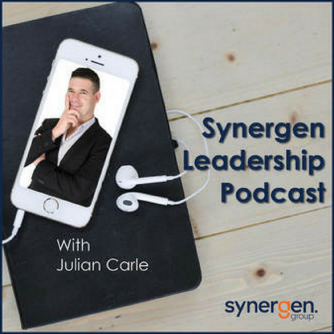 David Pich on Synergen Leadership Podcast