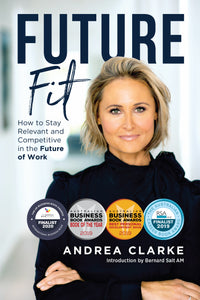 Future Fit <br><i><small> by Andrea Clarke </i> </small>