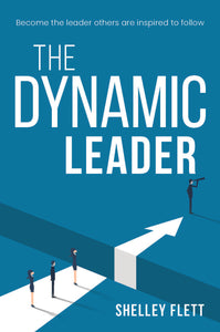 The Dynamic Leader book cover