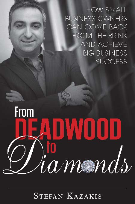 From Deadwood to Diamonds<br><i><small>by Stefan Kazakis</i></small>