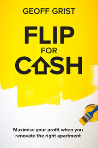 Flip for Cash book cover