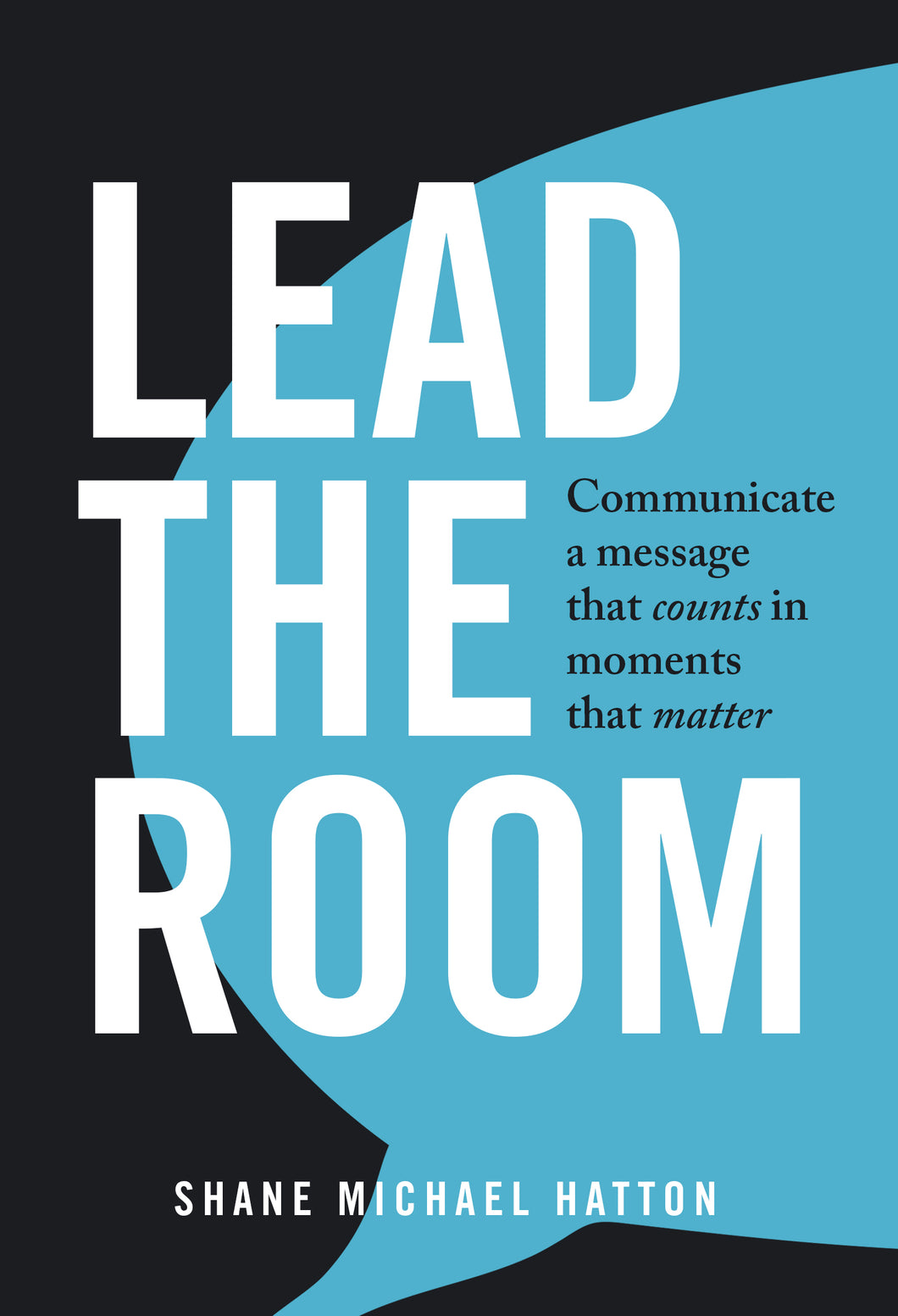Lead the Room book cover