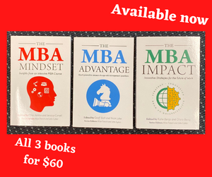 MBA book bundle