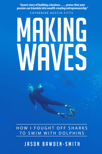 Making Waves by Jason Bawden-Smith