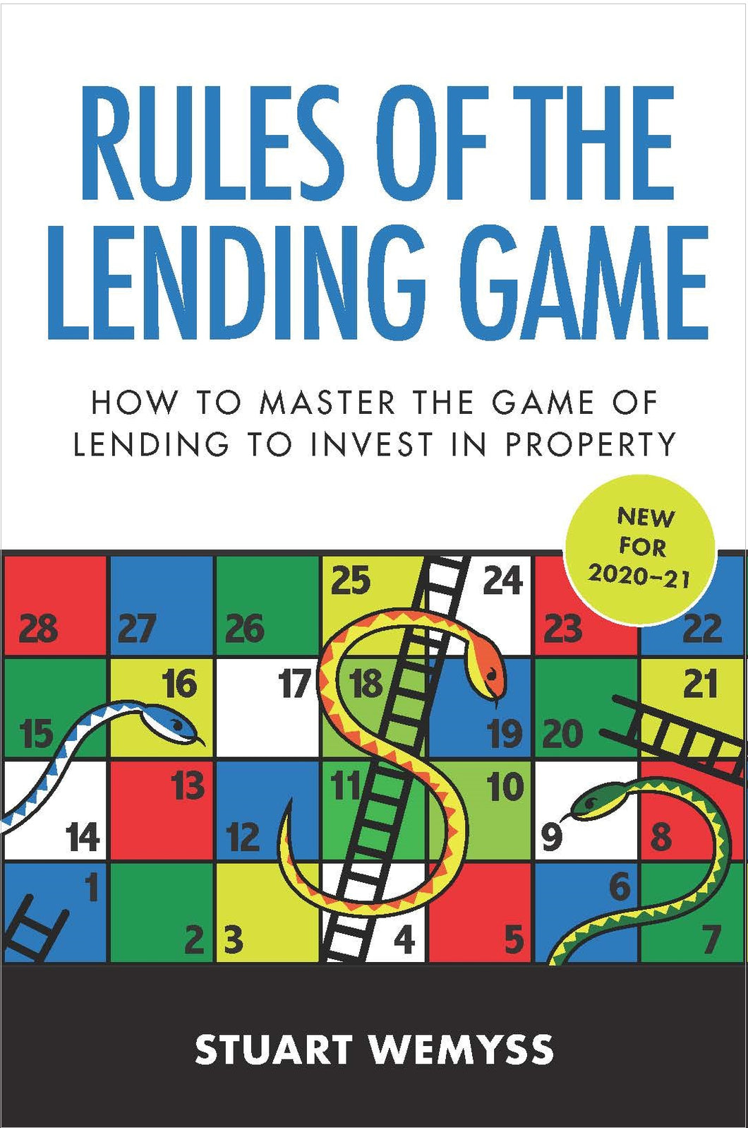 Rules of the Lending Game<br><i><small>by Stuart Wemyss</i></small>