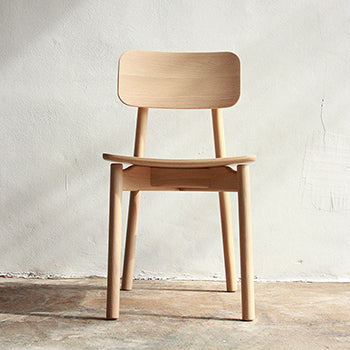 Plong chair in natural