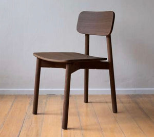 Plong chair in ebony