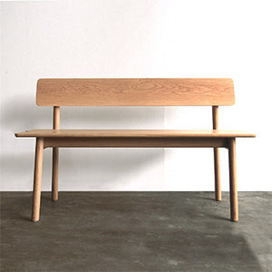 Plong Bench with Backrest