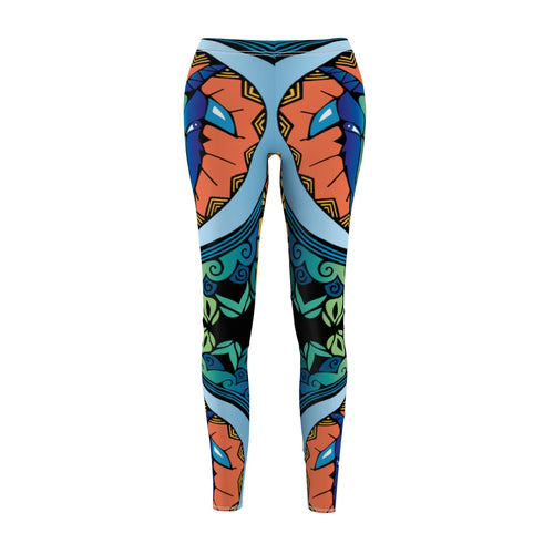 RMGY Studio Goat Head Mandala 3 Leggings
