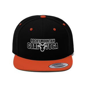 RMGY Logo Flat Bill Hat