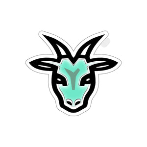 RMGY Goat Head Sticker