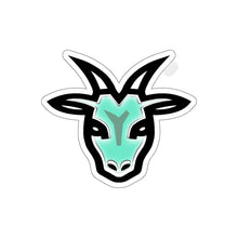 Load image into Gallery viewer, RMGY Goat Head Sticker