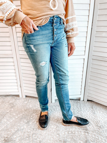 Randolph Distressed Jeans