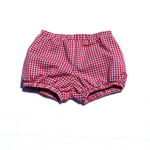 small check bloomers