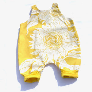 sunflower overall