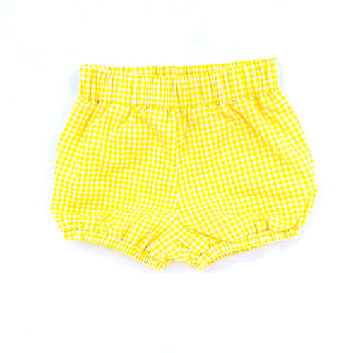 gingham bloomers