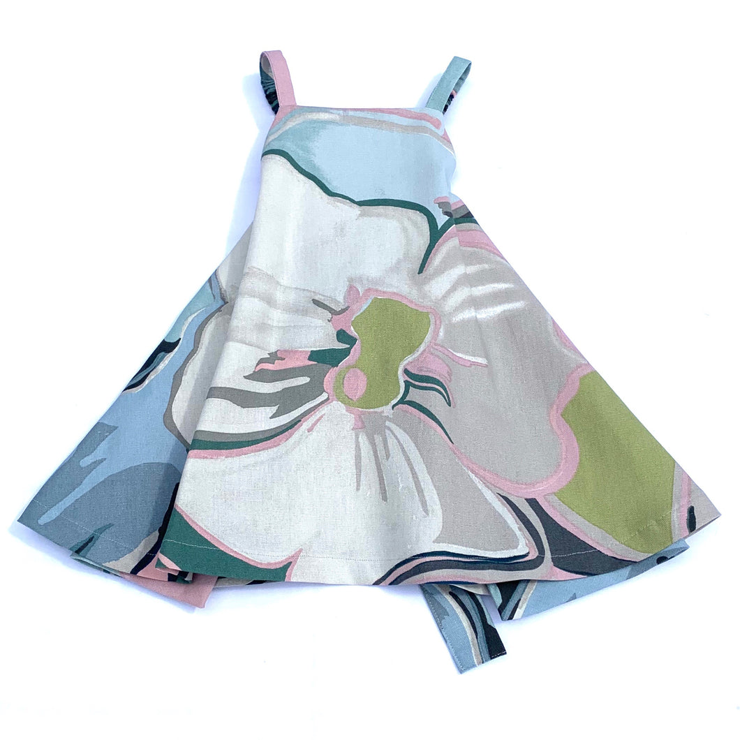reversible apron dress