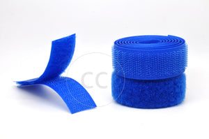 Royal Blue Sew-on Hook & Loop tape Alfatex® Brand supplied by the Velcro Companies