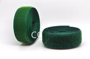 Bottle Green Sew-on Hook & Loop tape Alfatex® Brand supplied by the Velcro Companies