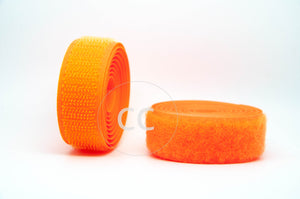 Fluorescent Orange Sew-on Hook & Loop tape Alfatex® Brand supplied by the Velcro Companies