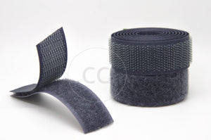 Grey Sew-on Hook & Loop tape Alfatex® Brand supplied by the Velcro Companies