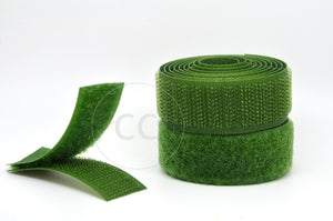 Olive Sew-on Hook & Loop tape Alfatex® Brand supplied by the Velcro Companies