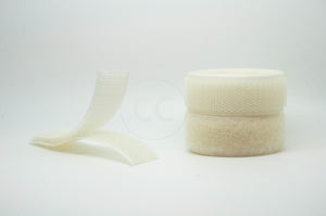 Natural Sew-on Hook & Loop tape Alfatex® Brand supplied by the Velcro Companies