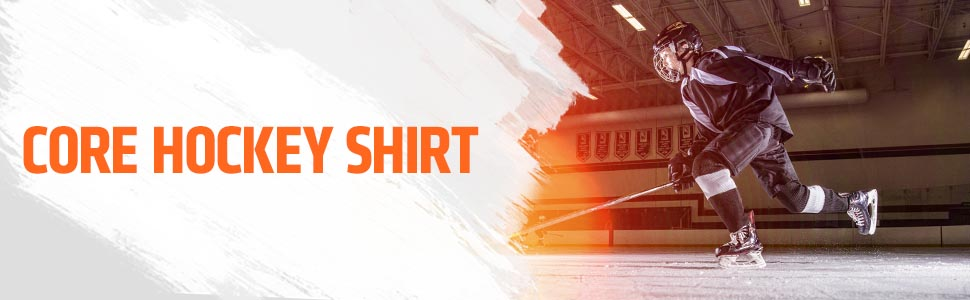 Core Hockey Shirt Product Header
