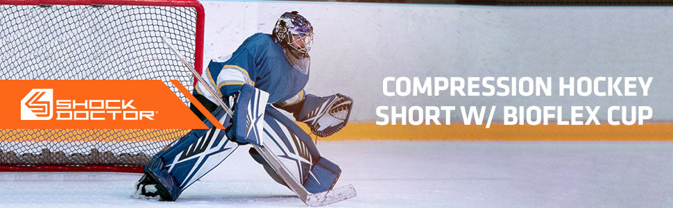 Core Compression Hockey Short with Bio-Flex Cup Product Header