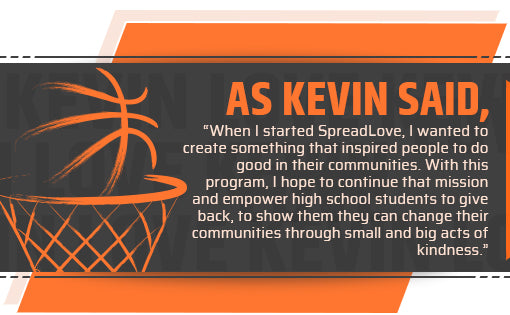 Kevin Love Philanthropy Quote