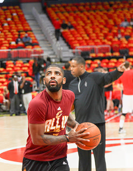Kyrie Irving NBA Playoff Game