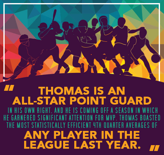 Isiah Thomas Point Guard Quote