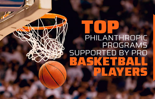 Top Philanthropic Basketball Players