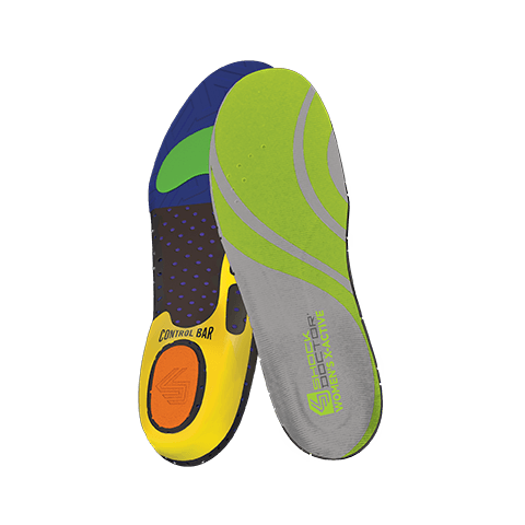 shock doctor RE+ X-Active Women insole