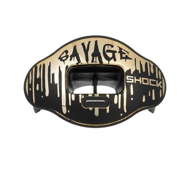 Chrome Savage Max AirFlow Football Mouthguard