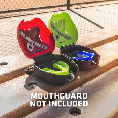Pink Mouthguard Case