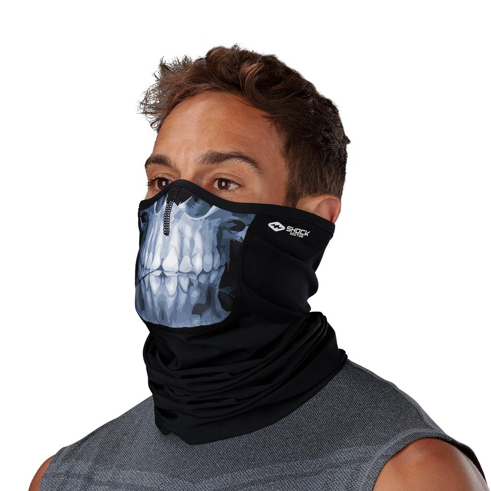Skull Play Safe Neck/Face Gaiter
